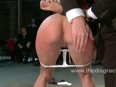 Kitty sucks and fucks huge cocks outdoor porn tube video