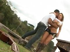 Brazil, Big Tits, Brazil, Fucking, Latina, Mature