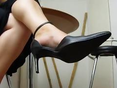 Boots, Boots, Feet, Heels, Mature, Old