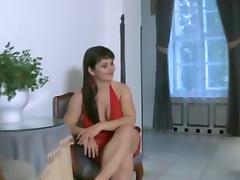 Kristy Klenot and Melissa Mandlikova Blowjob