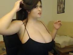 Webcams 2015 - Gorgeous Babe w J Cups 8