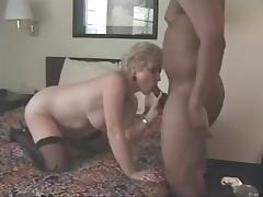 Mrs Jewell Goes Black porn tube video