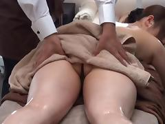 Private Oil Massage Salon for Married Woman 1.2 (Censored) tube porn video