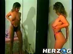 she gets turned on watching herself