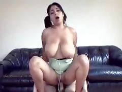 Big Saggy Latin Tits