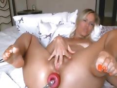 machine fucking porn tube video