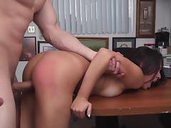 Adorable Sophia Torres goes wild on cock