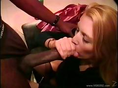 Candi Cash pussy fucked and gets facial cumshot after fucking black stud tube porn video