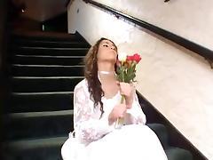 slut bride tube porn video