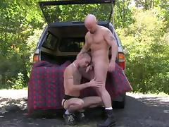 Fucking the Hitchhiker   -  nial porn tube video