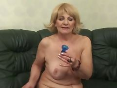 Granny Sally tube porn video