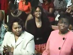 Sunday Orgasm in Church