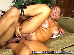 ShemaleThrills Video: Dayane