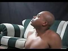 Southern blonde wife gets fucked and creampied by black man tube porn video