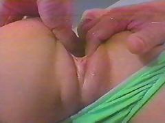 Blonde Getting Plowed