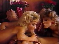 Amber Lynn, Tracey Adams, Herschel Savage in classic sex site