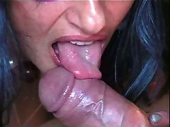 chick blowing that arab cock tube porn video
