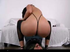 Ass Licking, Ass Licking, Brunette, Facesitting