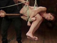 Caught, BDSM, Big Tits, Bondage, Bound, Caught