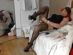 BIG TOY IN MY ASS porn tube video