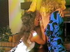 Mimi Daniels, Randy Alexander, Sheri St. Clair in classic sex video