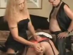 Amateur - BiSex Sissy Boy MMF Threesome CIM Facial tube porn video