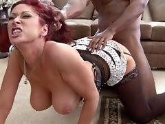 Tiffany Mynx - Door to Door Dick porn tube video