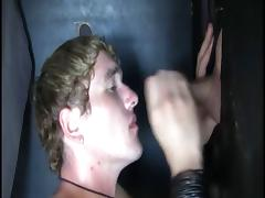 str8 guy at the gloryhole pt2 porn tube video