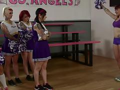 Cheerleader, Blowjob, Cheerleader, Couple, Cowgirl, Doggystyle