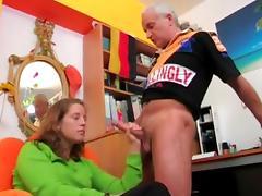 Handjob Helpers - Dominant Cum Milking Girl