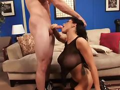 Licked and fucked