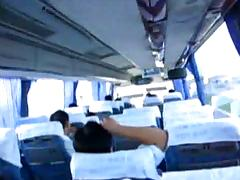 In the bus