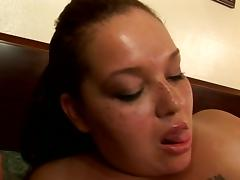 Bbw enjoys hot cock action with ebony hunk tube porn video