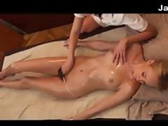 Massage, Asian, Black, Blonde, Brunette, Cunt