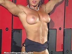 Carla Haug 03 - Female Bodybuilder tube porn video