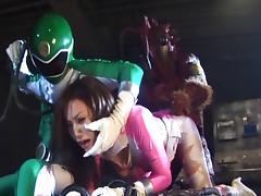 Japanese Power Ranger Porn