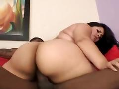 Big Butt Latin Maid
