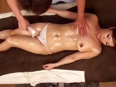 Unwanted Orgasm during massage