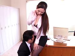 Boss, Asian, Boss, Couple, Hardcore, Japanese