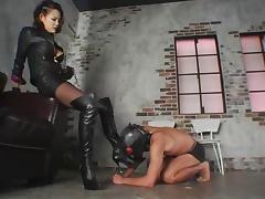 Latex, Asian, BDSM, Femdom, Latex, Mistress