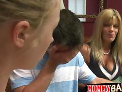 Horny threesome session with Avril Hall and Kristal Summers