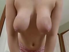 ROKO VIDEO-BIG AEROLA MILK TITS porn tube video