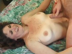 hot old slut gets fucked
