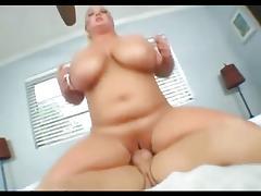 Her unbelievably huge knockers