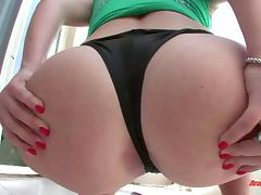 Natural busty slut orgasms like crazy when fucked in the butt tube porn video