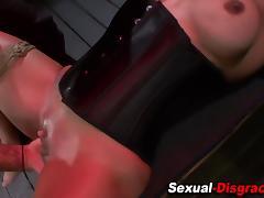 ### gets bdsm toyed tube porn video