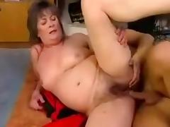 Mom and Boy, Anal, Hardcore, Mature, Old, Old and Young