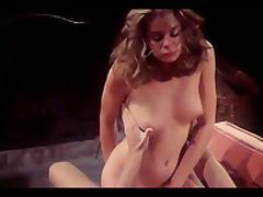 Kristine DeBell, Bucky Searles, Gila Havana in classic sex clip