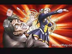 Cartoon, Anime, Blowjob, Cartoon, Creampie, Hentai