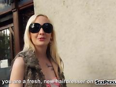 Czech, Amateur, Banging, Blowjob, Brunette, Fucking